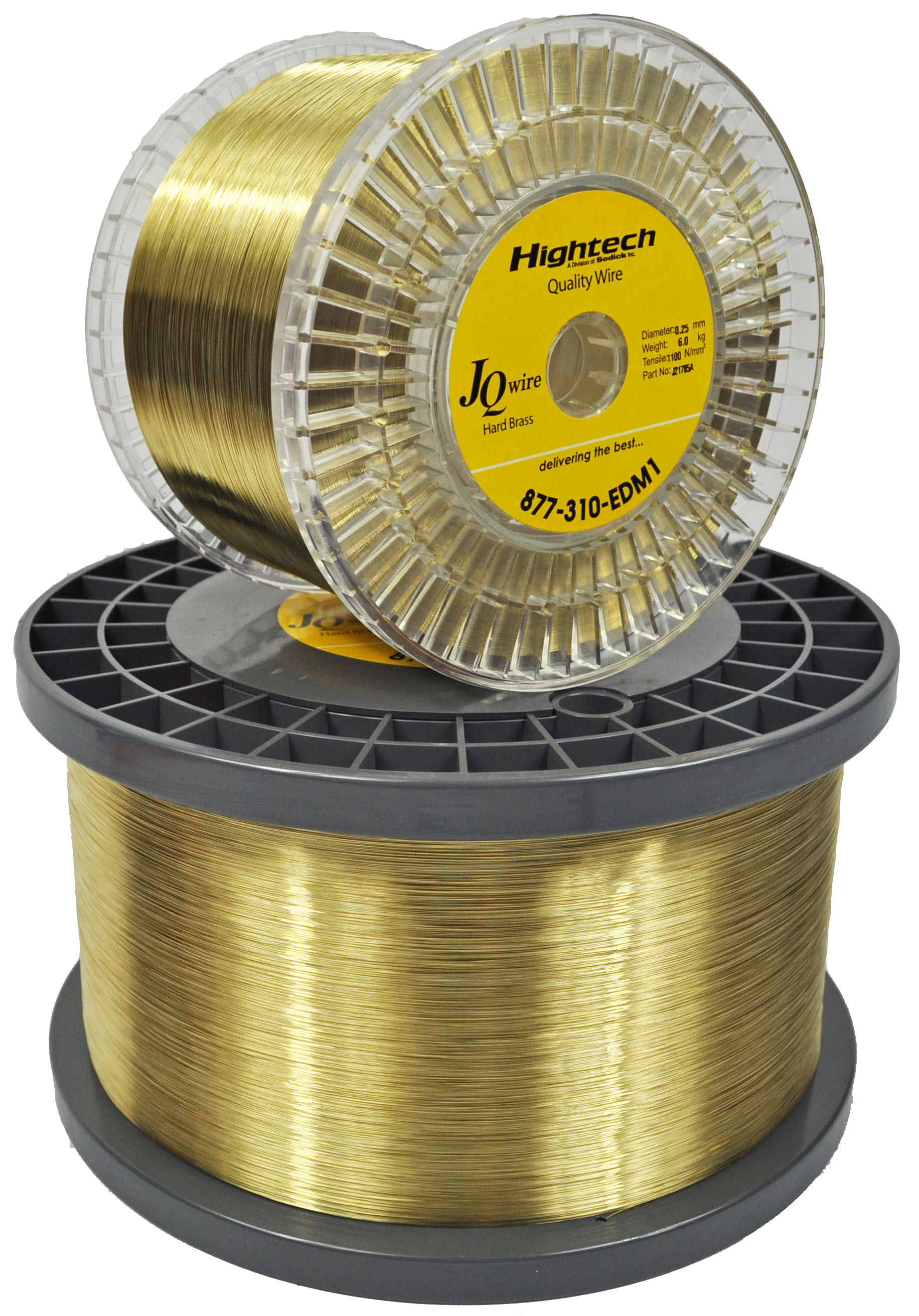 JQ Hard Brass Wire - Cost Efficient